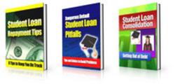 Thumbnail 3 Student Loan Reports Pack (PLR)