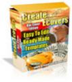Thumbnail eBox Creator Pack Easy to Edit, Ready Made Templates PLR