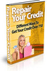 Thumbnail Repairing Your Credit: Get Your Credit Score Over 720!(PLR)