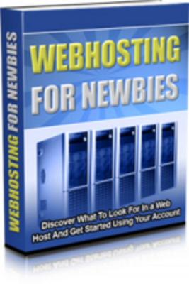 Pay for Webhosting For Newbies (MRR)