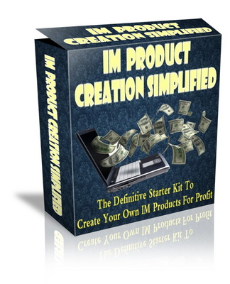 Pay for IM Product Creation Simplified (16 eBooks) (PLR)