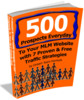 Thumbnail 500 Prospects To Your Website Everday!