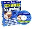 Thumbnail Cash Sucking Sales Letter Secrets