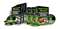 Thumbnail WSO Cash Machine - Video Series (MRR)