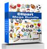 Thumbnail Clipart Mega Bundle 2015
