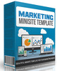 Thumbnail Marketing Minisite Template V 2015 (PLR)