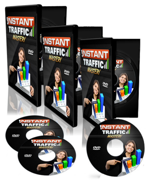 Pay for Instant Traffic Mastery - Video Series