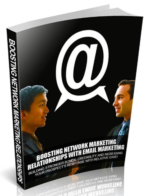 Pay for Boosting Network Marketing Relationships