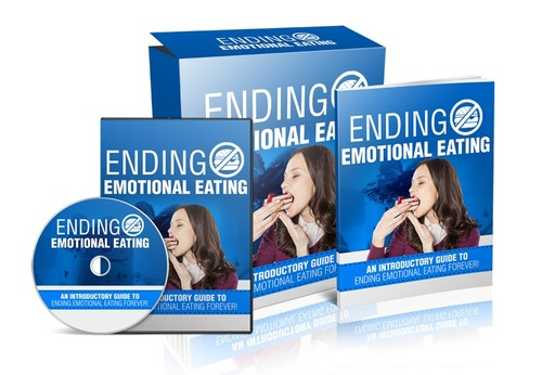 Pay for Ending Emotional Eating - eBook and Audio Series With MRR