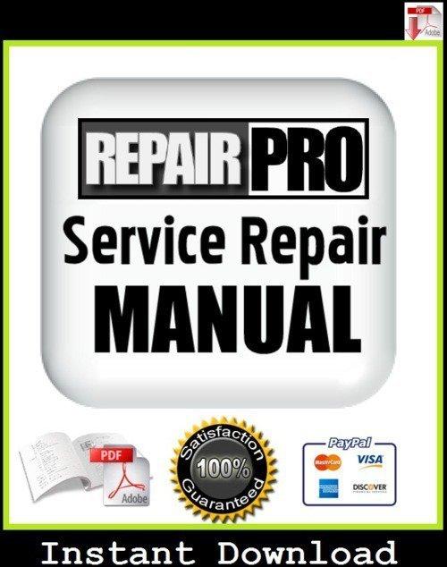Pay for Mercury 40hp 50hp 60hp Efi Outboard Motor 2002-2004 Service Repair Workshop Manual Download Pdf