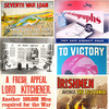 Thumbnail 350 Vintage WW1 & WW2 Posters Images Pack