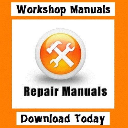 Free GENIE GTH 844 SHOP MANUAL Download thumbnail