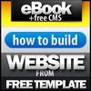 Thumbnail How to Build a Website from a Free Template - in 5 minutes!