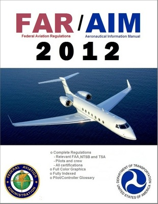 Pay for 2012 FAR AIM - FAA Regs iBook, Kobo, Sony, Nook (epub)