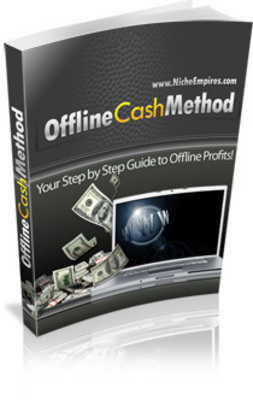 Pay for Offline Cash Method