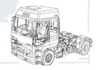 Thumbnail Iveco Stralis AT/AD/AS Electronically Controlled braking System EBS 2/ESP/EBL Repair Manual