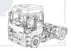 Thumbnail Iveco Eurotrakker Eurotech Eurostar Cursor ELECTRONIC SYSTEM