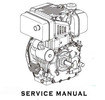Thumbnail Yanmar Air Cooled Diesel Welder-Generator YDW190N Service Repair Manual Download