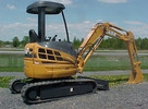 Thumbnail Case CX31B CX36B Compact Hydraulic Excavator Service Repair Manual