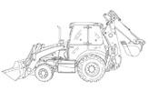Thumbnail Case N Series Loader Backhoe Operators Manual