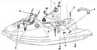 Thumbnail Yamaha WaveRunner XL760 XL1200 Service Repair Manual