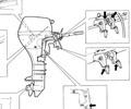 Thumbnail 2005 Johnson Evinrude E-TEC 75 90 HP (1296 cc) OutBoard Parts Catalog Manual Download