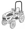 Thumbnail CT120 Compact Tractor Service Repair Manual Download