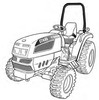 Thumbnail CT335 Compact Tractor Service Repair Manual Download