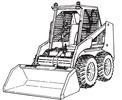 Thumbnail Bobcat 700 720 721 722 Loader Service Repair Manual Download