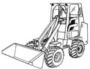 Thumbnail Bobcat 2000 RTF Loader Service Repair Manual Download