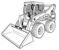 Thumbnail Bobcat A770 All-Wheel Steer Loader Service Repair Manual (S/N A3P611001 & Above A3P711001 & Above)