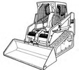 Thumbnail Bobcat T140 Compact Track Loader Service Repair Manual Download(S/N 527111001 & Above S/N 527211001 & Above)