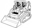 Thumbnail Bobcat T190 Compact Track Loader Service Repair Manual Download(S/N 531660001 & Above S/N 531760001 & Above)