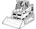 Thumbnail Bobcat T200 Compact Track Loader Service Repair Manual Download