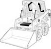 Thumbnail Bobcat S100 Skid-Steer Loader Service Repair Manual Download(S/N AB6411001 - AB6419999)
