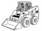 Thumbnail Bobcat S150 S160 Skid-Steer Loader Service Repair Manual Download(S/N 529711001 & Above ...)