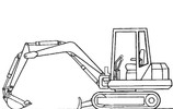 Thumbnail Bobcat 116 Excavator Service Repair Manual Download