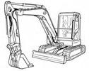 Thumbnail Bobcat E85 Excavator Service Repair Manual Download(S/N B34T11001 & Above B34S11001 & Above)