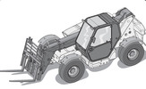 Thumbnail Bobcat T2556 T2566 Telescopic Handler Service Repair Manual Download(S/N A8FR11001 & Above A8G311001 & Above)