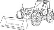 Thumbnail Bobcat T35100 T35100S T35100L T35100SL T35120L T35120SL Telescopic Handler Service Repair Manual Download