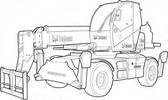 Thumbnail Bobcat TR38160 Telescopic Handler Service Repair Manual Download(S/N LLM1590267 & Above)