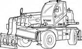 Thumbnail Bobcat TR35160 TR45190 TR50210 TR40250 Telescopic Handler Service Repair Manual Download(S/N LLM1590000 - LLM1590266 ...)