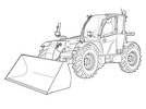 Thumbnail Bobcat TL470(X)HF Telescopic Handler Service Repair Manual Download(S/N AHT411001 & Above ...)