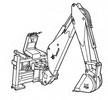 Thumbnail Bobcat Backhoe Service Repair Manual Download(S/N 775002277 & Below ...)