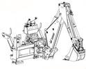 Thumbnail Bobcat Backhoe Service Repair Manual Download(S/N A2HH00101 & above A36S00101 & above)