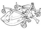 Thumbnail Bobcat Three-Point Finish Mower Service Repair Manual Download(S/N AL1C00101 & Above...)