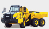 Thumbnail Komatsu HM350-2 Articulated Dump Truck Service Shop Manual(2001 and up)