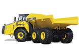Thumbnail Komatsu HM400-1L Articulated Dump Truck Service Shop Manual(