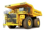 Thumbnail Komatsu 860E-1KT Dump Truck Service Shop Manual(A30036 & UP)