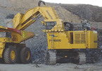 Thumbnail Komatsu PC4000-6 Mining Hydraulic Shovel Service Shop Manual(SN:8170)